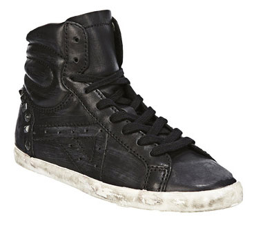 Les sneakers de l'hiver2012-13