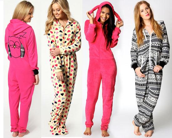 Dans la série des pyjamas pas glam jevoudrais…