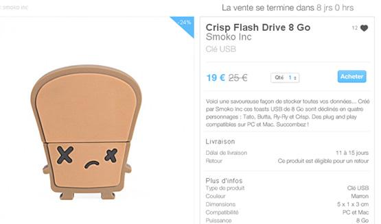 Toast USB
